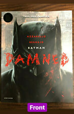 DC COMICS BLACK LABEL FALL 2019 SAMPLER : BATMAN DAMNED / SUPERMAN YEAR ONE