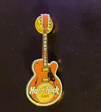 Hard Rock Cafe Pin Nashville - Vertical Brown 'Chet Atkins' Gibson -(#6172)-2001