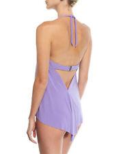 NEW MAGICSUIT 14 MIRACLESUIT TANKINI TOP ONLY GIGI SWIMSUIT Purple $110 Retail