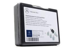 New Genuine Mercedes-Benz  Locking Wheel Bolt Set B66470156