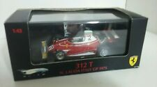 FERRARI 312 T 1975 NIKI LAUDA F1 FORMULE 1 N°12 rouge au 1/43 dans sa boite