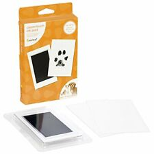 Pearhead Pet Paw Print Clean-Touch Ink Pad and Imprint Cards Cats or Dogs Pet.