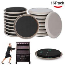 16X Magic Moving Sliders Furniture Pad Protectors Sliders Floor Wood Carpet Move