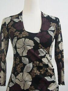 Jersey Girl Patterned Dress Size 10