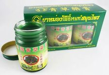 3x50g PHOYOK THAI GREEN HERBAL BALM OINTMENT MASSAGE MUSCLE JOINTS SPRAIN ACHES