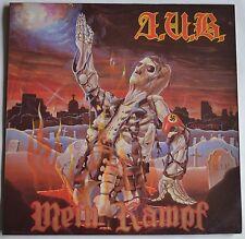 "Vinyl Russia hard rock group ""D. I. V."".Main Kampf.Russia-1993.Moroz Rekords"