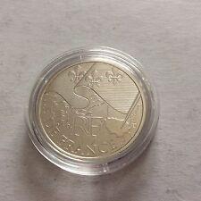 Pièce de 10 € des régions France 2010 - Ile de France - sous capsule