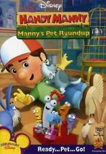 Handy Manny: Manny's Pet Roundup DVD NEW