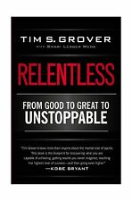 Relentless: From Good to Great to Unstoppable Free Shipping
