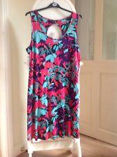 womens sleeveless dress size 20