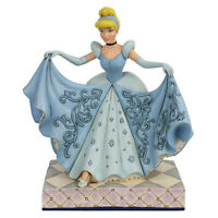 Enesco Disney Traditions Cinderella Transformation Dream Come True Figurine