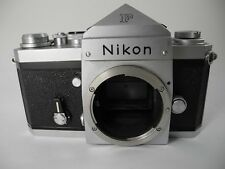 NIKON F APOLLO MOTOR CAMERA IN EX+ CONDITION WORKS WITH F36 MOTOR FILM TESTED