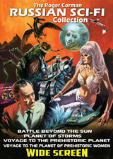 Roger Corman Russian Sci-Fi Collection (REGION 1 DVD New)