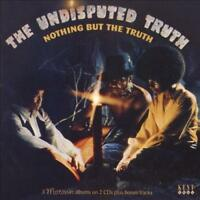 THE UNDISPUTED TRUTH - NOTHING BUT THE TRUTH * USED - VERY GOOD CD