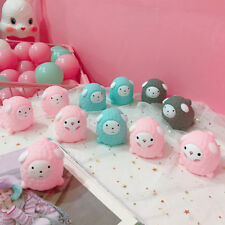 Stress Relieve Toys Sweet Sheep Shape Squeeze Healing Toy For Kids Children