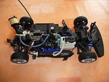 OS Engine FS 26 S-CX con KYOSHO fw05t veicolo e 2 MARCE INGRANAGGI, VINTAGE