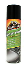 Armorall Armor All Cockpit Dashboard Shine Lemon Fresh Fragrance 1 Can 500ml