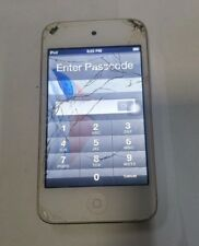 Apple iPod Touch 4th Gen. (A1367)- White- 16Gb - See Description