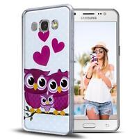 Handy Tasche Samsung Galaxy J1 2016 J120 Schutz Hülle Silikon Cover Back Case