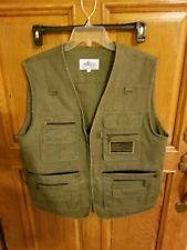 Bluestone Safety Products Consealment Tactical Green Vest Size Large