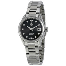 Tag Heuer Carrera Automatic Stainless Steel Ladies Watch THWAR2413BA0776
