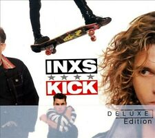 INXS - KICK [25TH ANNIVERSARY DELUXE EDITION] [DIGIPAK] USED - VERY GOOD CD