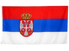 Fahne Serbien Quer 90 x 150 cm serbische Hiss Flagge Nationalflagge WM 2018