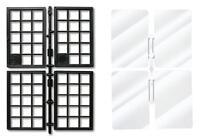 POLA G 333117 - 1/22,5 / G Fenster und Fensterglas - Neu