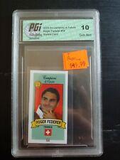 2003 Campioni di Futuro #54 Roger Federer Rookie Card PGI 10 Gem Mint