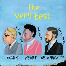 The Very Best-Warm Heart of Africa (UK IMPORT) CD NEW