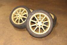 Jdm 2005 2007 Subaru Impreza Wrx Sti Gold 5x1143 Wheels 17x853 Rims Gda