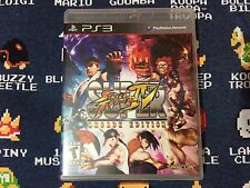Super Street Fighter 4 A.E. EXCELLENT CONDITION  (Sony PlayStation 3, 2011)