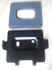 BMW /2 R69 R60 R50 NEW SQUARE  BATTERY TRAY AND SMALL SQ. SIZE BATTERY PAD