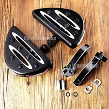 CA Deep Cut Floorboards&Passenger Mounting For Harley Street Glide FLHX 93-17