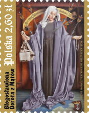 5POLEN 2018 Stamp Blessed Dorothy of the Mątowy(2018; Nr kat.:4848)