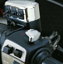 GOLDWING GL1800 Chrome Kill Switch Accent (52-609) MADE BY SHOW CHROME