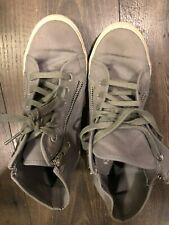 SUPERGA hightops gray size 36