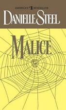 Malice by Danielle Steel (1997, Paperback)