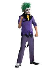 "Joker Kids DC Comics Supervillian Costume,Med,Age 5 - 7, HEIGHT  4' 2"" - 4' 6"""