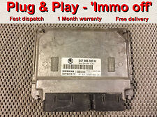 Skoda Fabia / VW 1.4 MPI ECU 047906033H / 5WP40179 12  *Plug & Play* (Immo off)