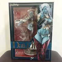 Lineage 2 Dark Elf 1/7 Scale Max Factory PVC Painted Complete Figure Japan NEW