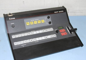 EUC EXTRON RCP 2000 REMOTE CONTROL PANEL