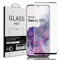 For Samsung Galaxy S20 S20 PLUS S20 Ultra Tempered Glass Screen Protector