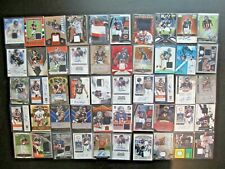 (50) CHICAGO BEARS AUTO JERSEY PATCH RC LOT - All GU/Autos