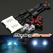 H10/9140/9050 8000K BLUE WHITE CANBUS BALLAST XENON HID FOG DRIVING LIGHTS KIT