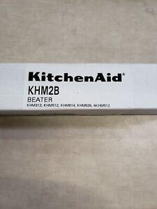 KitchenAid Stainless Steel Turbo Beater KHM2B