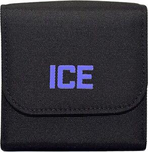 5 Pocket Filter Storage/Wallet/Case Magnetic Close Carabiner fits upto 82mm size