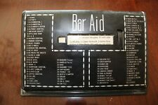 Vintage 1950s Bar Aid 80 Mixed Drink Cocktail Recipes Guide