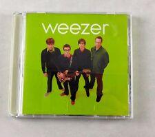 Weezer Green 2001 Album Music CD Self Titled