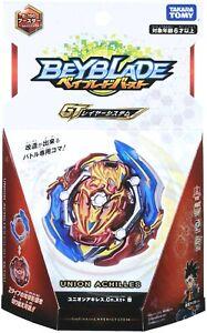 Union Achilles Takara Tomy .Cn.Xt+ Gatinko Burst Rise GT Beyblade B-150